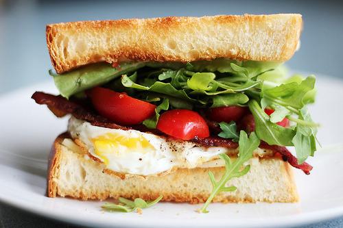 Eggs, Sandwich