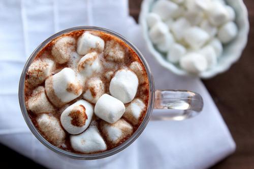Hot Chocolate, Marshmallow