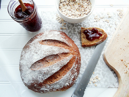 Bread, Jam
