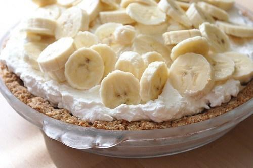 Pie, Banana
