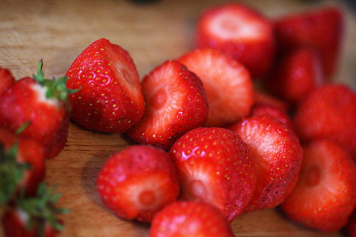 Strawberry, Fruit