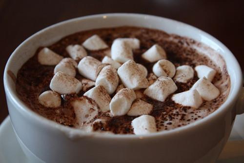 Hot Chocolate, Chocolate, Marshmallow