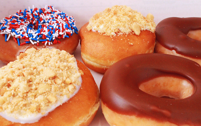 Free Doughnut Day (by there there darling)