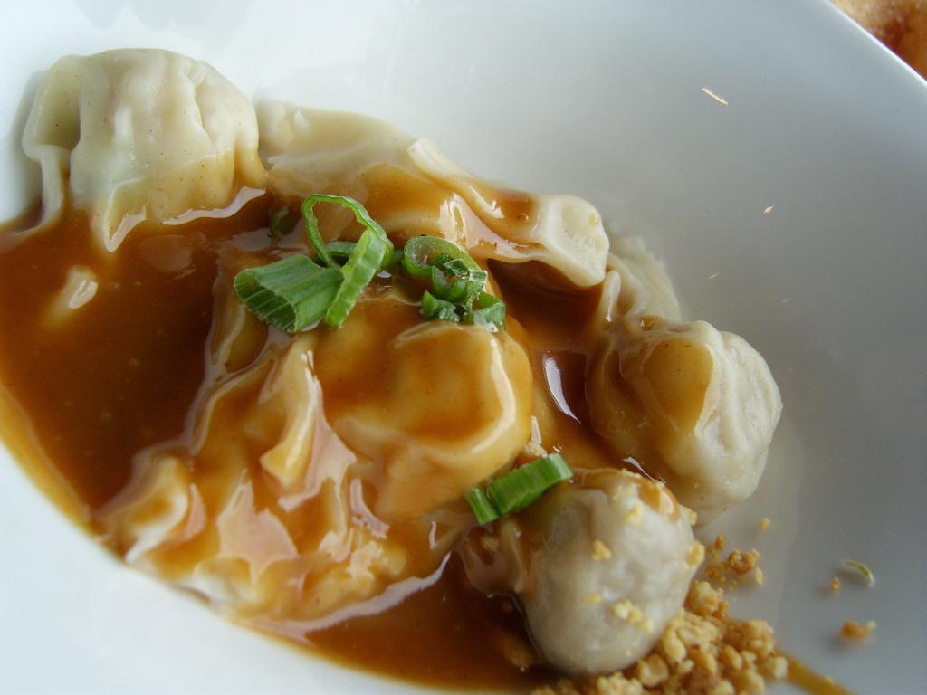 Thai Dumplings @ Spoon and Fork (by GlobalBloggeR)