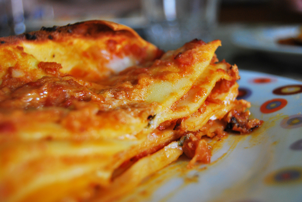 Lasagna impossibile (by marco fontioni)