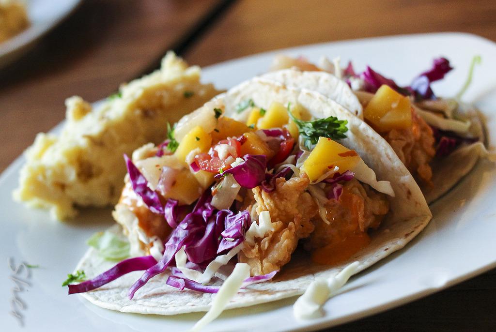 Shrimp Tacos (by sheryip)