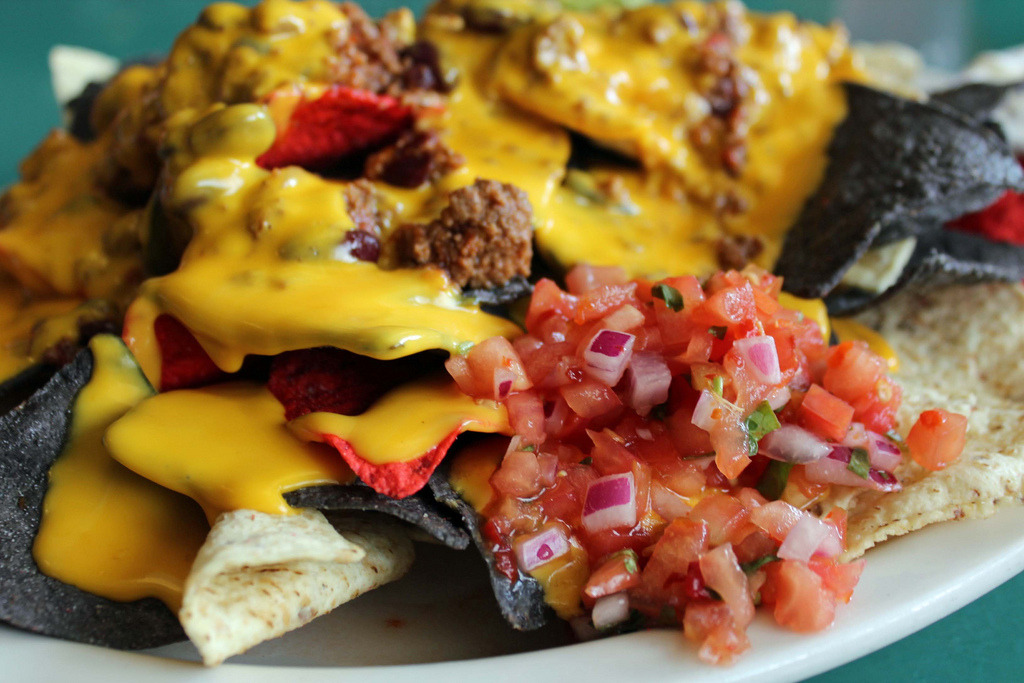 Chili Cheese Nachos