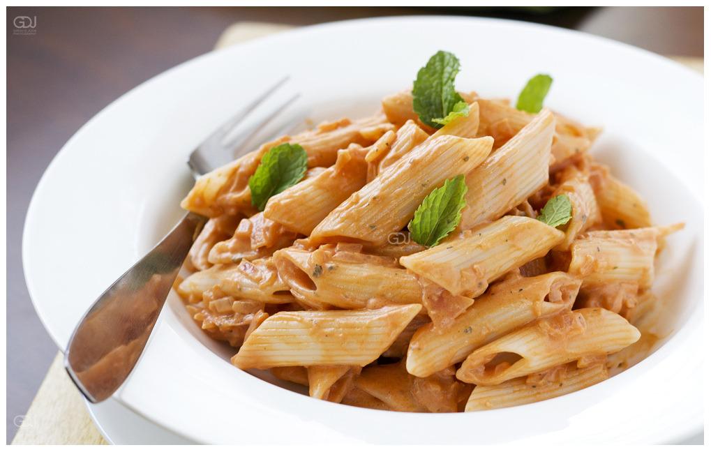 Creamy Tomato Penne Recipe