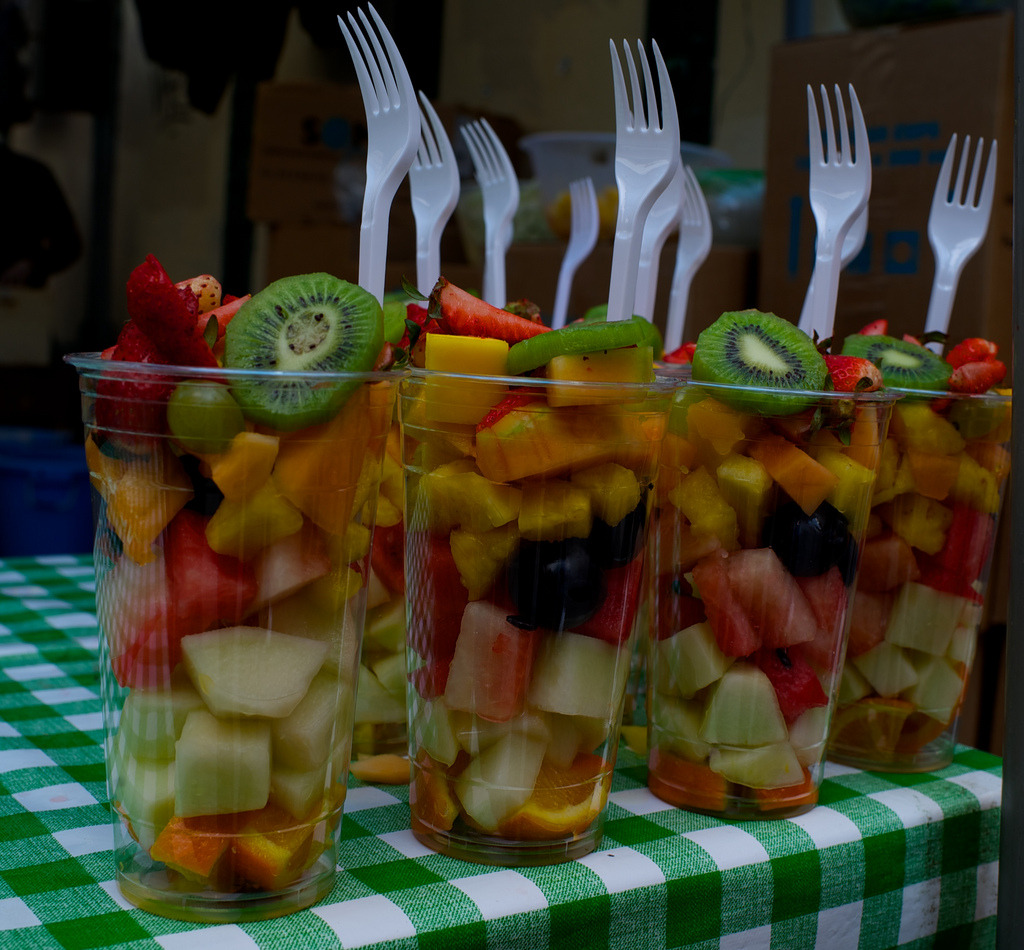 Fruit Salad Cups