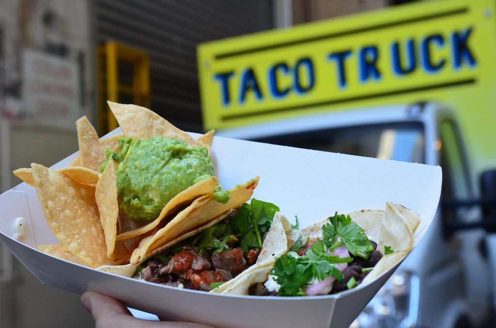 Tacos & Corn Chips
