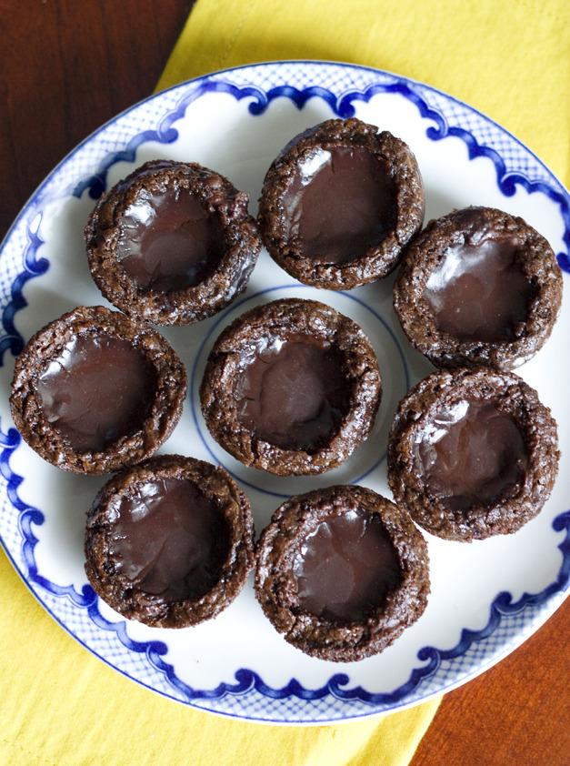 Recipe: Chocolate Brownie Pudding Shots