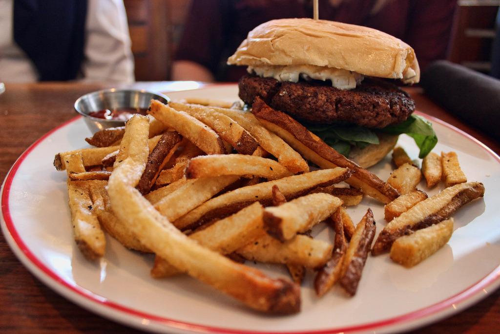 GCS Burger