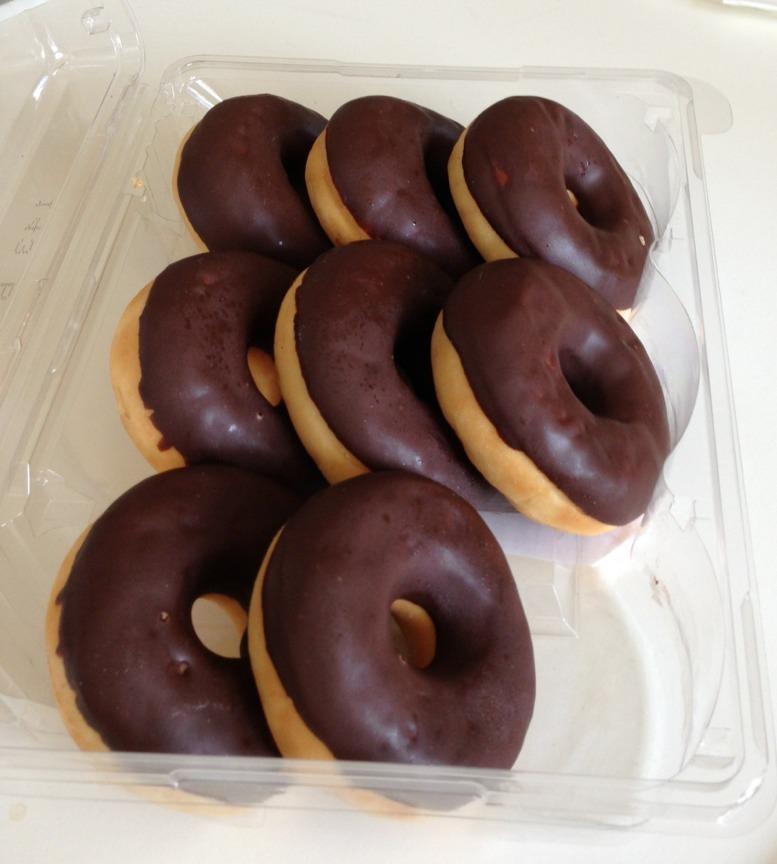 Donut, Chocolate
