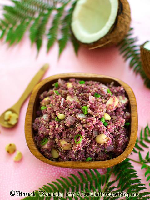 Mahalo Macadamia Quinoa by Bitter-Sweet- on Flickr.
