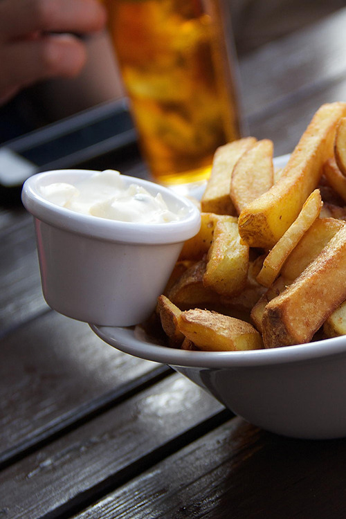 Bowl of Chips (by Rob Howard)