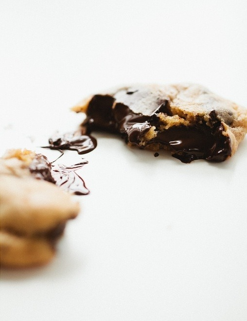 Caramel Chocolate Chunk Cookies Not Without Salt